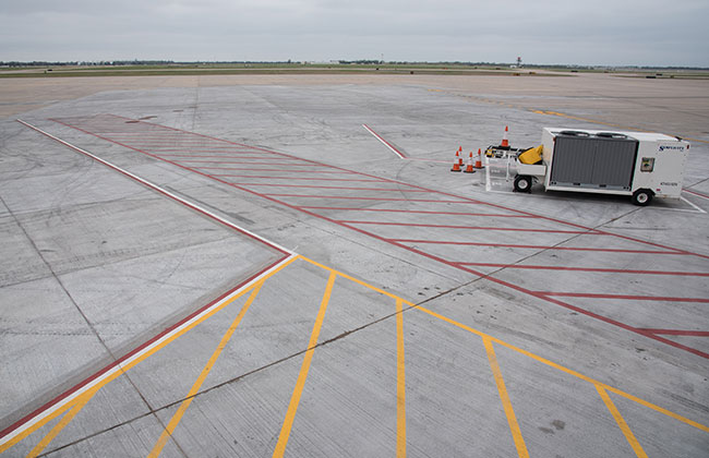 airfield markings