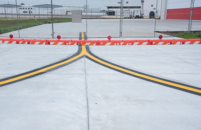 Airfield traffic control