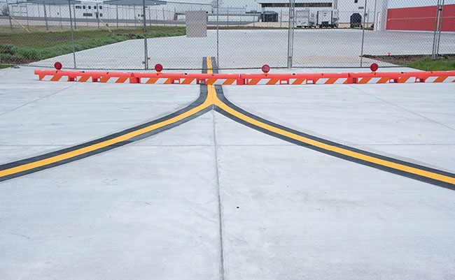 Airfield traffic control systems