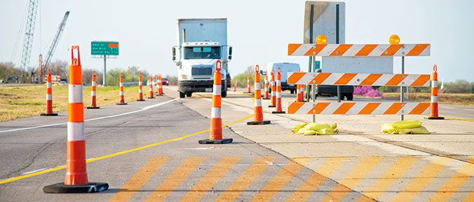 Highway traffic control systems