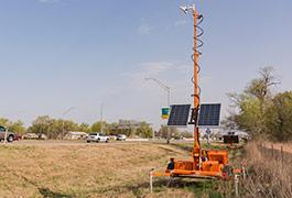 Smart work zone technology