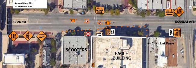 Traffic control plan design