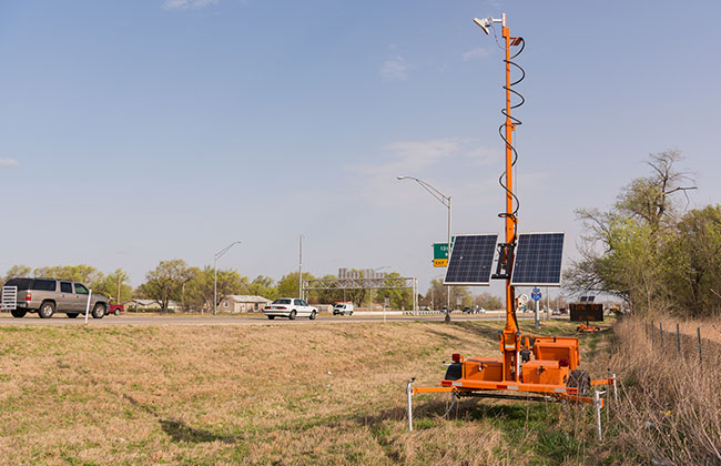 Smart work zone systems