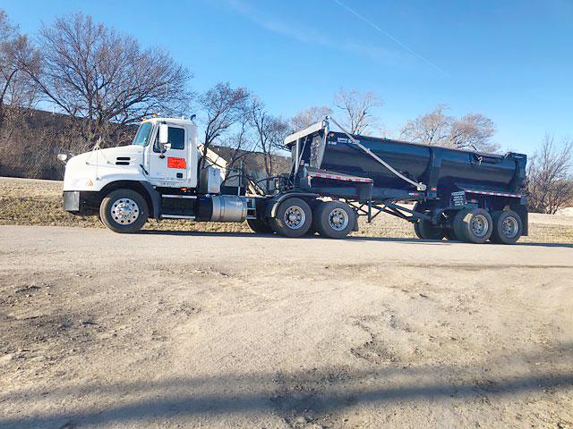 rough haul trucking company