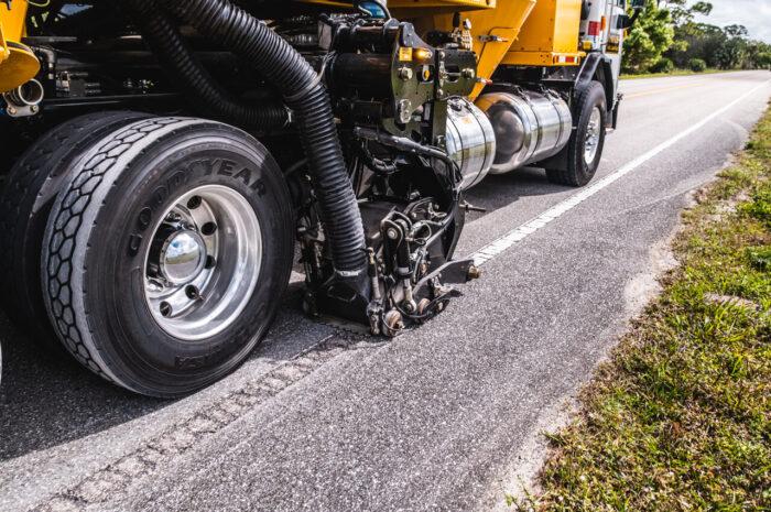 pavement grinding